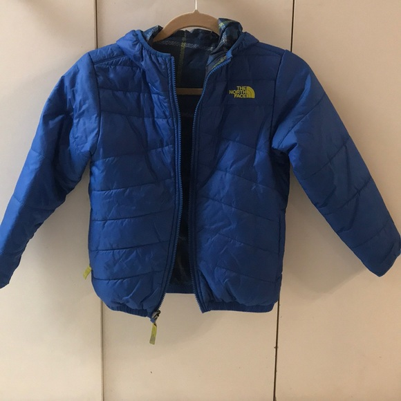 a505221d5 The North Face Size Small boys reversible jacket